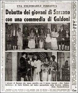 """Un ritaglio de """"Il Gazzettino"""" 17 giugno 1971"""